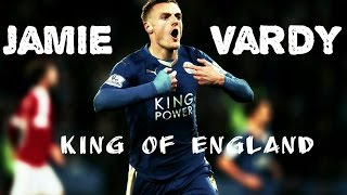 Jamie Vardy▶ 2016▶ King of England ▶Amazing Goals & Skills▶HD