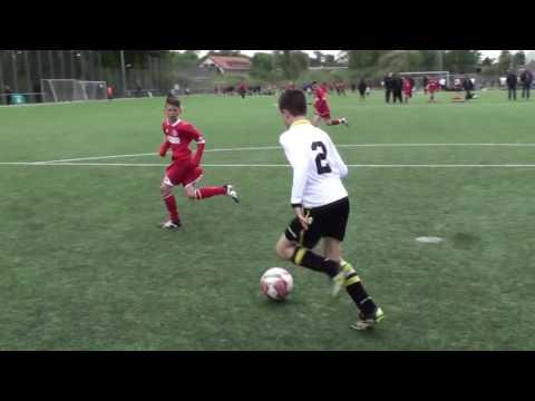U11(2005) 1. FSV Mainz 05 vs Vitesse Arnhem (NL) 7:6n9m; Platz 5-8 Deichmann Cup 15.05.2016