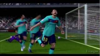 "FIFA 11 PC - ""Messi"" Online Goals Compilation"