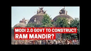 Watch Debate: Will Modi 2.0 govt construct Ram Mandir?