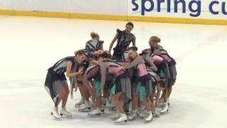 Spring Cup 2017 - Crystal Ice - RUS - JUN FS