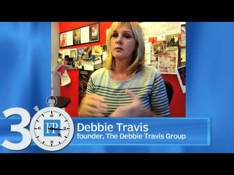 Where's the first place you should look for financing? Debbie Travis