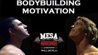 MESA MAROMBA - Motivação (escale a montanha)