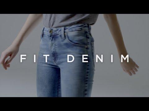 FIT DENIM - Damyller
