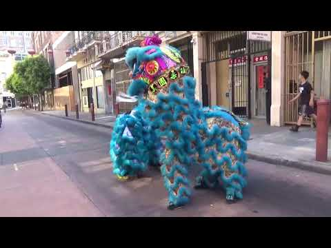 Special Saturday SF Chinatown Parade Final Part. 8/3/2019