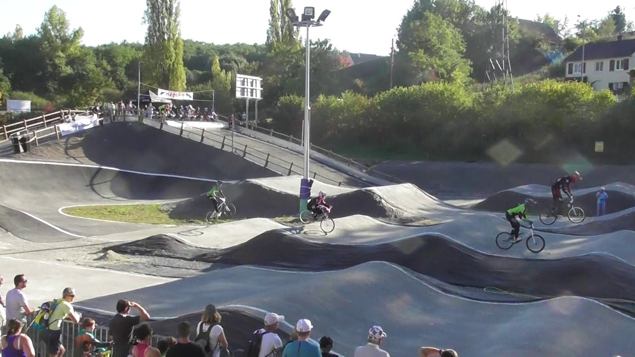 course bmx montlucon