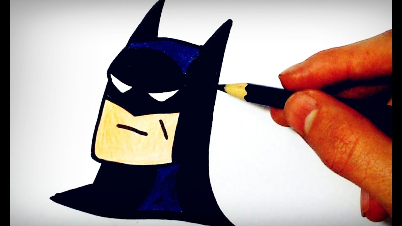 Wie Zeichnet Man Batman Dark Knight Youtube