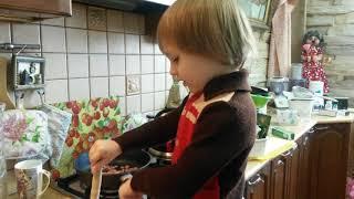 Приколы с детьмиСын поваренок