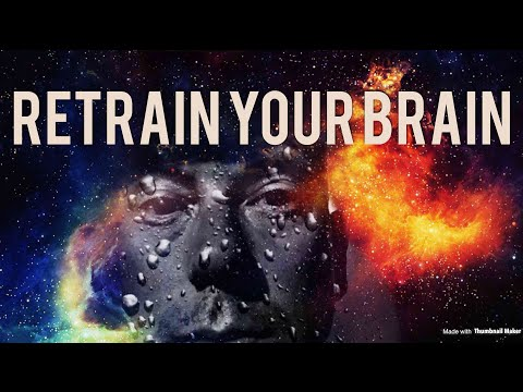 Retrain Your Brain - Positive Thinking After Narcissistic abuse obsession and depression.