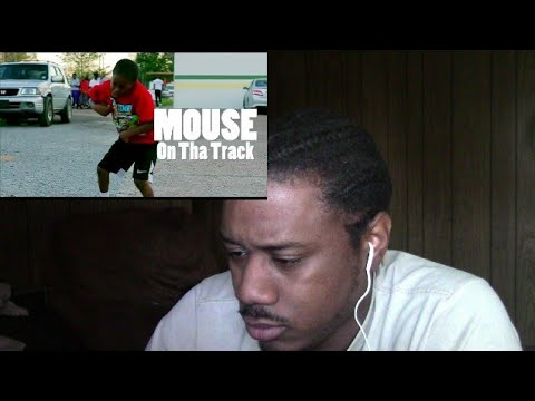 Level x Mouse on the track - I bet U Won't!!! REACTION VIDEO