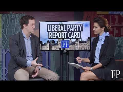 Coyne: Liberal Report Card