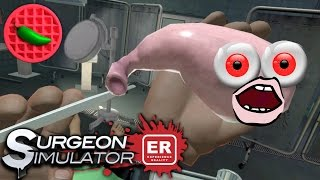 MORE VIRTUAL VIVISECTION! -- Let's Play Surgeon Simulator: Experience Reality (HTC Vive VR Gameplay)