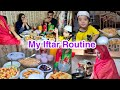 My Iftar Routine with my family || First Iftar of Ramazan 2021🌙