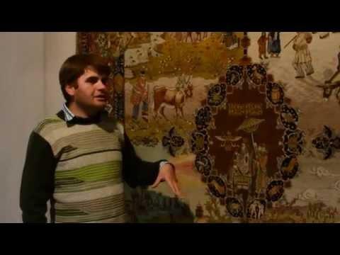 Carpet museum, Iran
