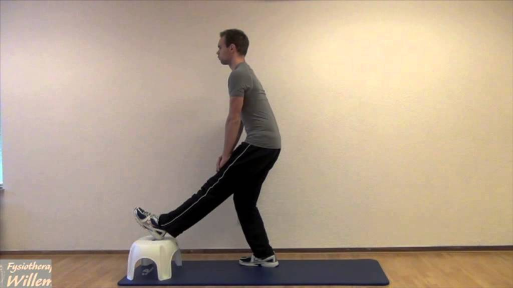 rekken hamstrings - youtube
