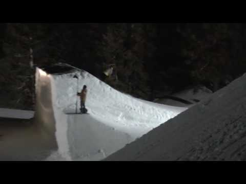 Rome Snowboards - Trick Tips with Bjorn Leines