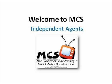 Welcome MCS Independent Agents