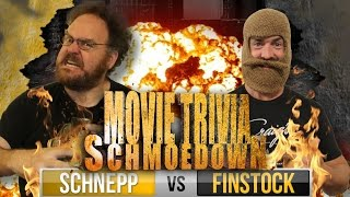 Movie Trivia Schmoedown - Jon Schnepp Vs Finstock