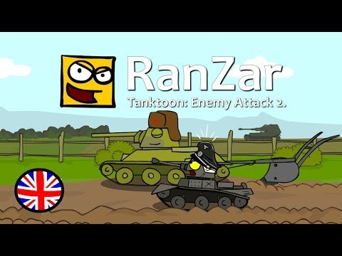 Tanktoon: Enemy Attack 2. RanZar.