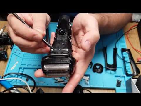 Braun Series 9 Teardown And Reassemble