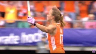 Olympic Gold medalist Maartje Paumen talks about Mindset