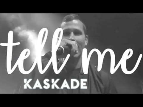 Kaskade | Tell Me Lyric Video ft. Late Night Alumni | Redux EP 002