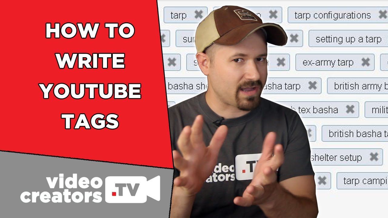 How To Write Optimized YouTube Tags for Video SEO