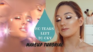 NO TEARS LEFT TO CRY   MAKEUP TUTORIAL