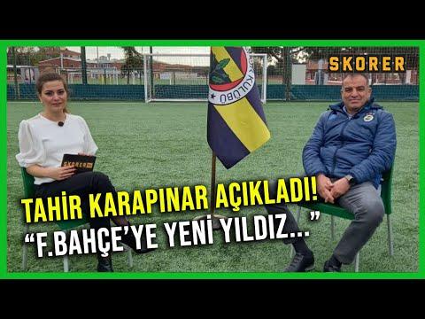Fenerbahçe'de Tahir Karapınar yeni yıldızı açıkladı! 'Erol hoca ile konuştum...'