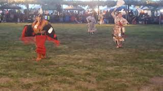TAOS PUEBLO POW WOW 2019 DAY 2  EVENING - Ladies Traditional