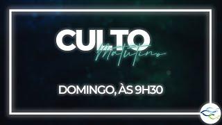 Culto Dominical (Matutino) - 25/10/2020
