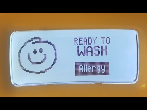 Fisher & Paykel Intuitive: Allergy Cycle