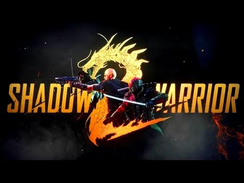 Shadow Warrior 2 Gameplay - Industrial Espionage (State of the Walkthrough Address - April 2017)
