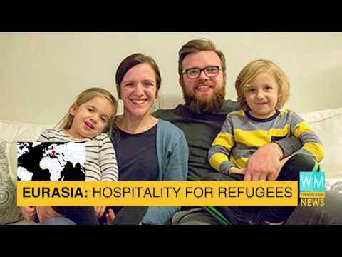 WMC News 129: Hospitality for refugees, Meeting in the streets