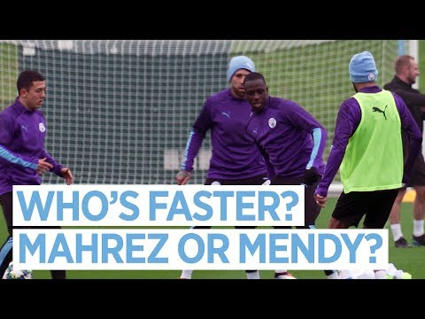 THE SUNDAY AFTER THE SAINTS | TRAINING | MAN CITY