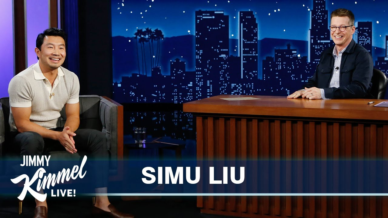 Download Simu Liu on Marvel's Shang-Chi Audition, Martial Arts Training & Bringing Parents to the Premiere