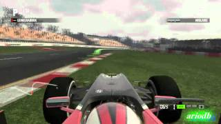F1 2011 Gameplay ITA