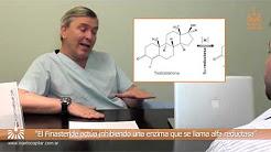 ¿Cómo actúa el finasteride y cuándo debo tomarlo? - Dr. Chueco
