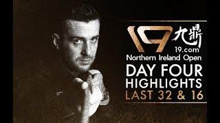 19.com Northern Ireland Open | Day 4 Highlights!