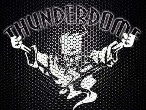 Thunderdome Industrial Hardcore Mix
