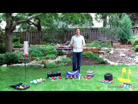 Bocce Set Buying Guide