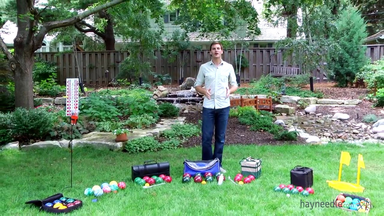 bocce set buying guide youtube