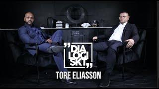 """Tore Eliasson,#43, """"Jag är en förortsprodukt som gått den hårda vägen"""""""