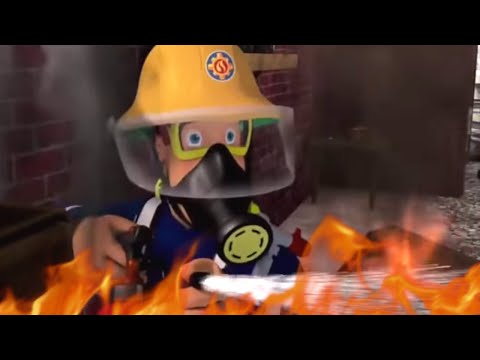 Fireman Sam New Episodes 🔥Fire At The Old Fire Station 🚒 Fireman Sam Collection 🚒 🔥 Kids Movies
