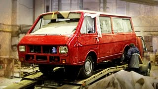 РАФ 2203 живи, переезд №10 | Ремонт и Восстановление Советского Авто - Олдтаймера Своими руками