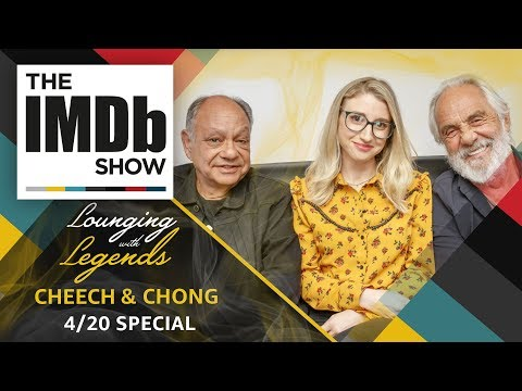Lounging With Legends: Cheech & Chong Celebrate 40 Years of Up in Smoke | The IMDb Show