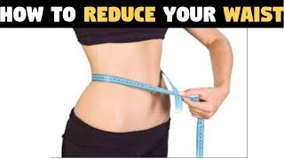 REDUCE WAISTLINE Overnight Literally With This So Called FAT LOSS BOMB  How To Reduce your Waist