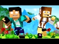 Minecraft : O GRANDE DESASTRE !!! #01 (MINECRAFT TSUNAMI )