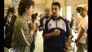 Korol en Japón con la Selección Argentina - Videomatch