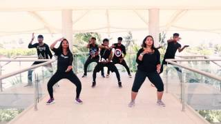Drop It Like That | Mega Mix 59 | Zumba Choreography | ZINC Crew